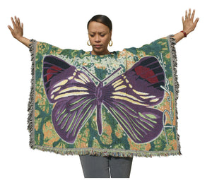 THE BUTTERFLY SERIES #2 WRAP