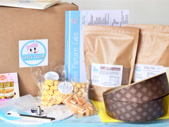 Clever Crumb DIY Cake Kit, Eco-Friendly Packaging