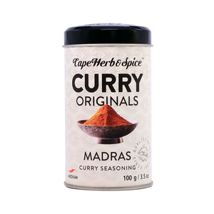 Cape Herb & Spices Curry Originals - Madras Curry Seasoning 100g