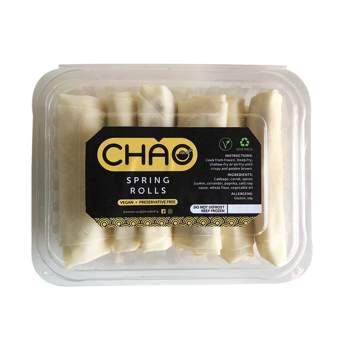 Chao Spring Rolls - 10 Pack