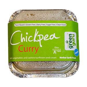 Green Guru Chickpea Curry