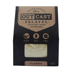 Outcast Falafel Mix