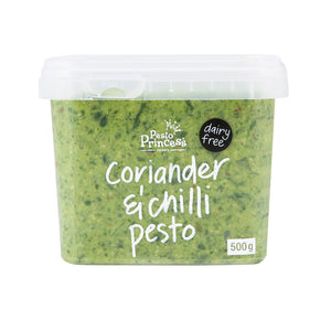 Coriander & Chilli Pesto 500g