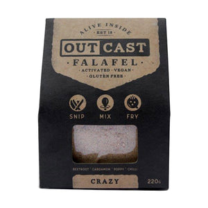 Outcast Falafel Crazy Mix 220g