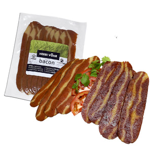 Herbi Vohr Vegan Bacon 100g