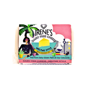 Irene's Gourmet Meltme Style Cheese 200g