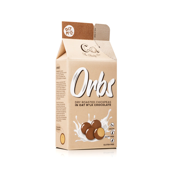 Orbs - Oat M*lk Chocolate 65g