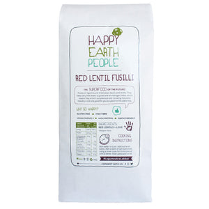 Red Lentil Fusilli 1kg Bag