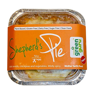 Green Guru Shepherd's Pie