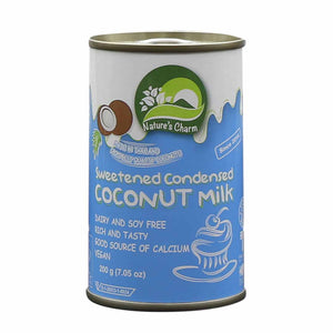 Nature's Charm Sweetened Condensed Coconut Milk 200g