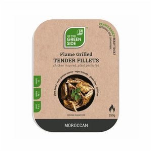 Flame Grilled Tender Fillets Moroccan 250g