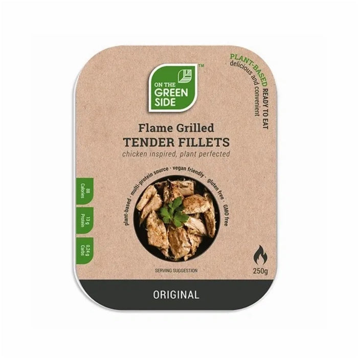 Flame Grilled Tender Fillets Original 250g