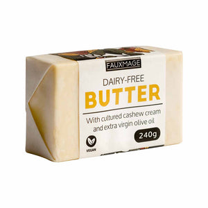 Fauxmage Dairy Free Butter 240g