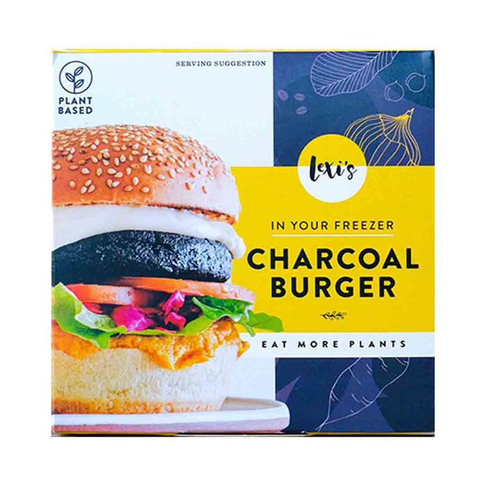 Lexi's Charcoal Burger Patties