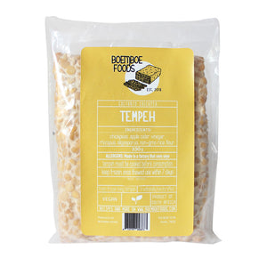 Boemboe Foods Chickpea Tempeh 330g