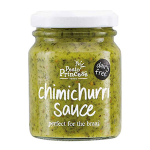 Pesto Princess Chimichurri Sauce