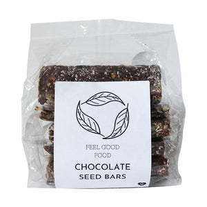 Feel Good Food Chocolate Seed Bars