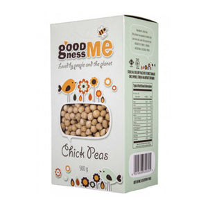 Goodness Me Chickpeas 500g