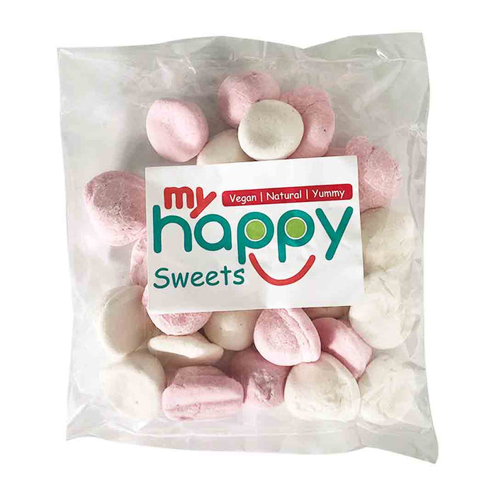 Happy Sweets Plain Marshmellows