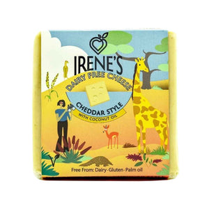 Irene's Gourmet Cheddar Style Cheese 200g