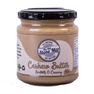 The Old Stone Mill Cashew Butter 250g