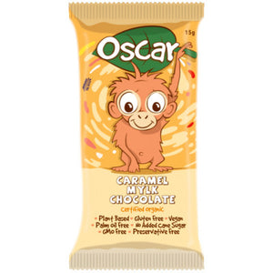 The Chocolate Yogi Oscar Caramel Mylk 15g