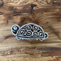 hand-carved-wooden-stamps-turtle