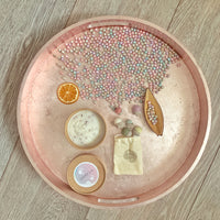 Loose parts and playdough bundle