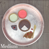 Afternoon Tea Party Fractions cake - Playdough set