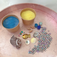 Rainbow Fish Under The Sea - Playdough Set
