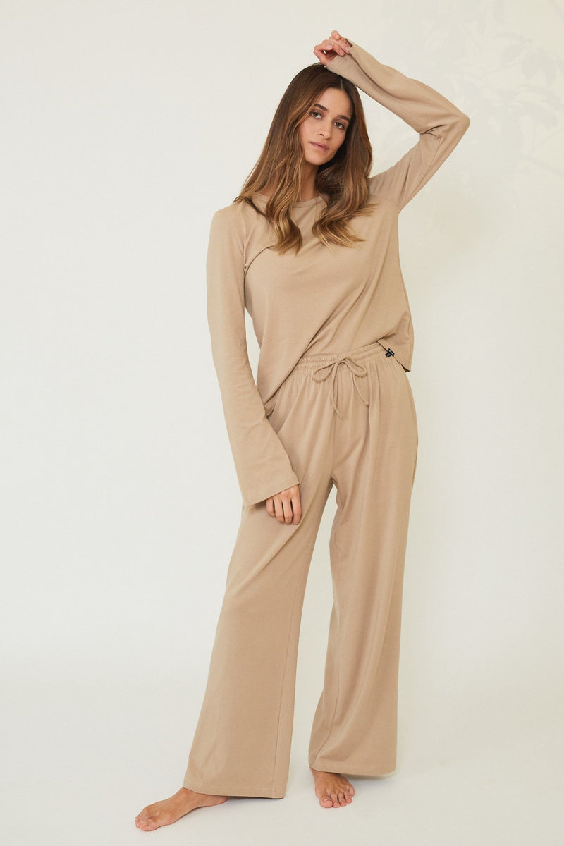 STELLA FLUTED LONG SLEEVE LATTE - LE BUNS