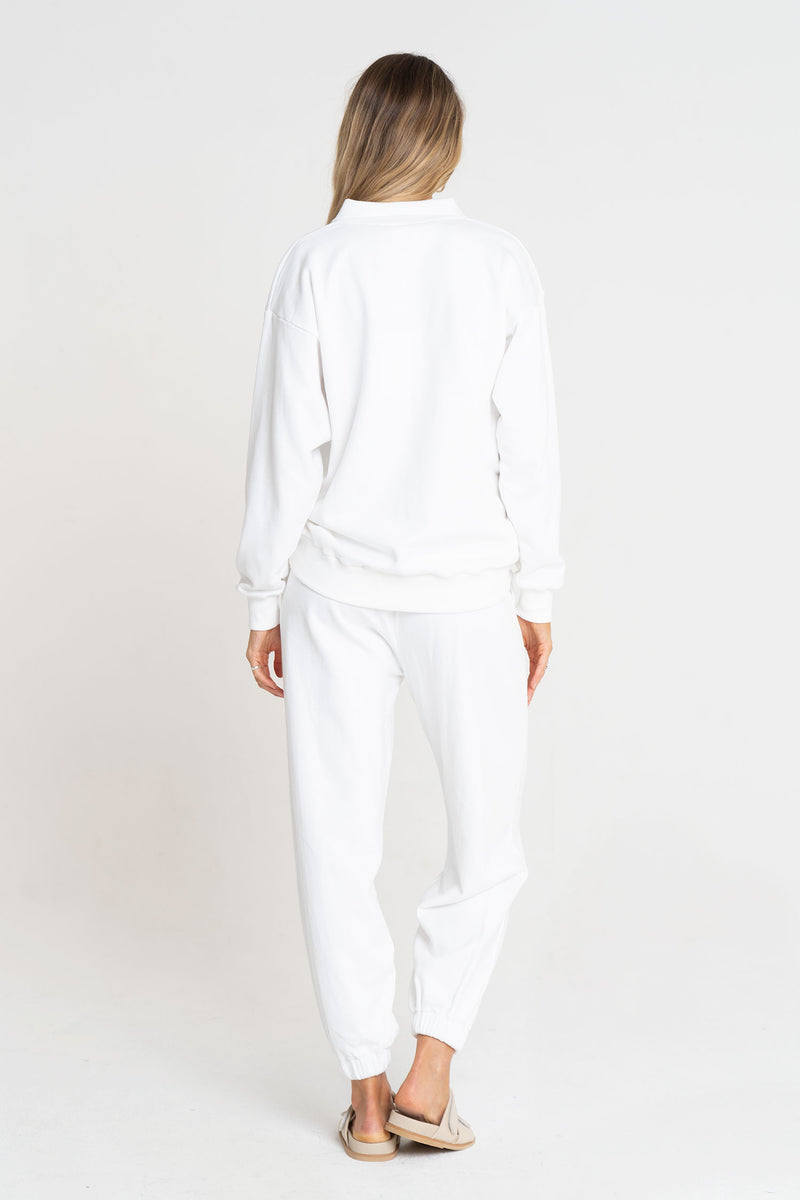 RECREATION TRACK PANT - SARA FOX THE LINE