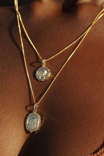 MOTHER MARY NECKLACE - RELIQUIA