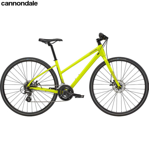 2021 Cannondale Quick Disc 5 Women's  Remixte