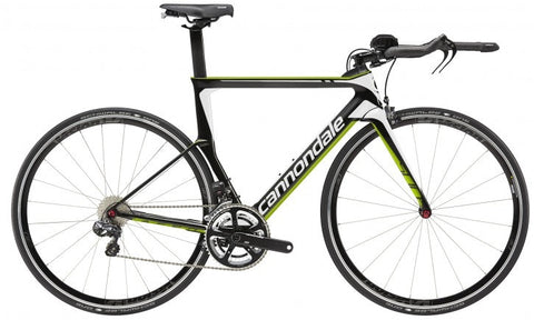 2016 Cannondale Slice Ultegra Di2 Triathlon / Time Trial Bike