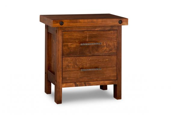 Rafters Nightstand