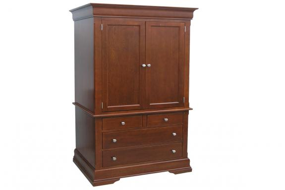 Phillipe 2Pc Armoire
