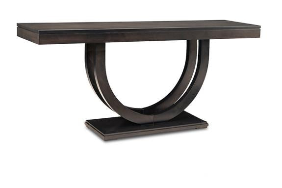 "Contempo Pedestal 72"" Sofa Table"