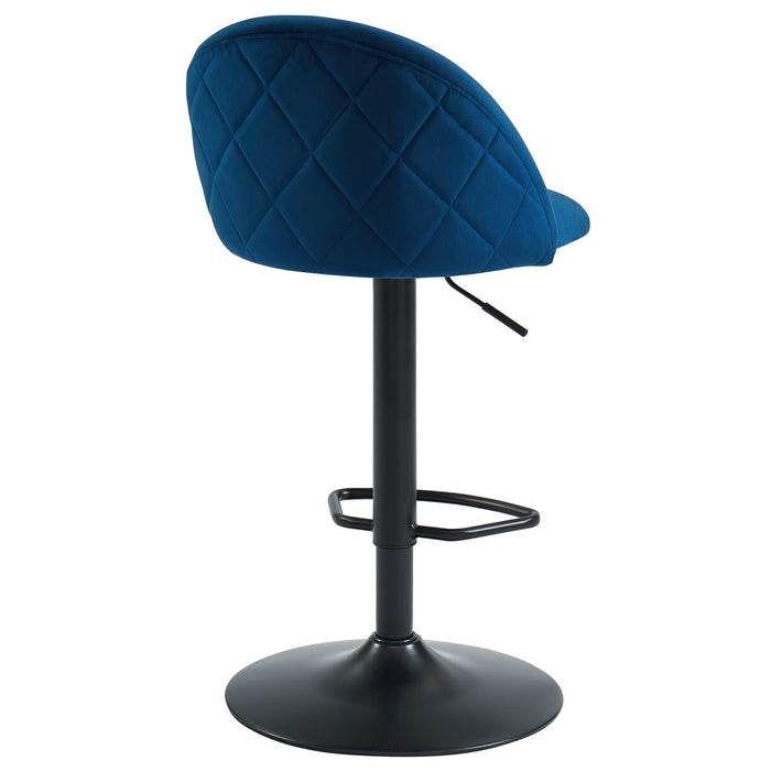 SATARO-AIR LIFT STOOL-BLUE