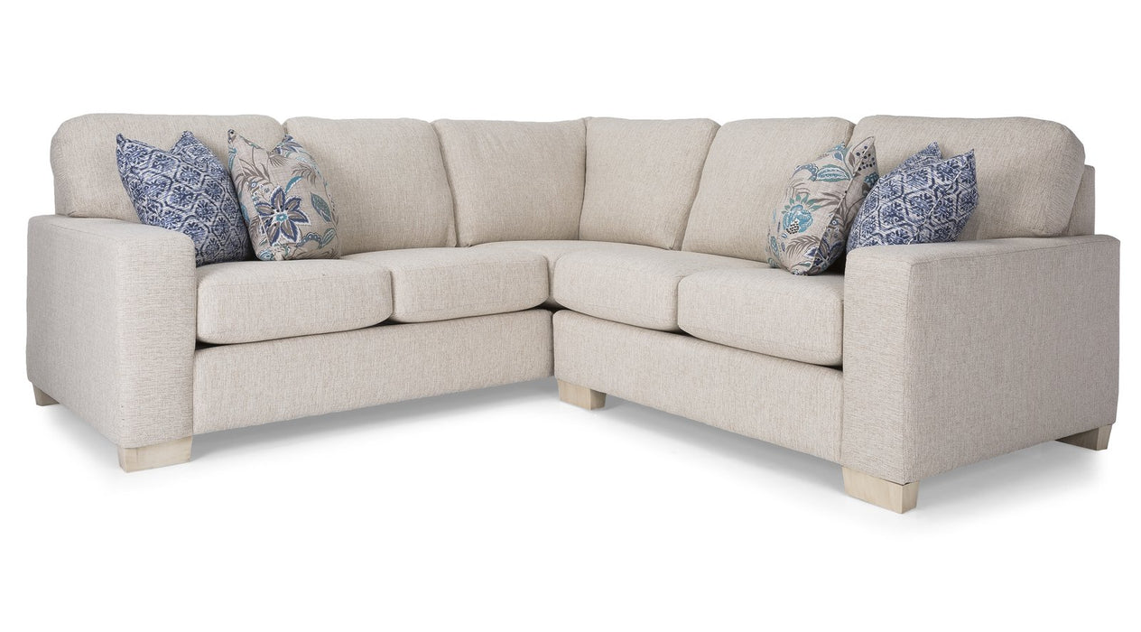2A3 Alessandra Connections Sectional - Customizable