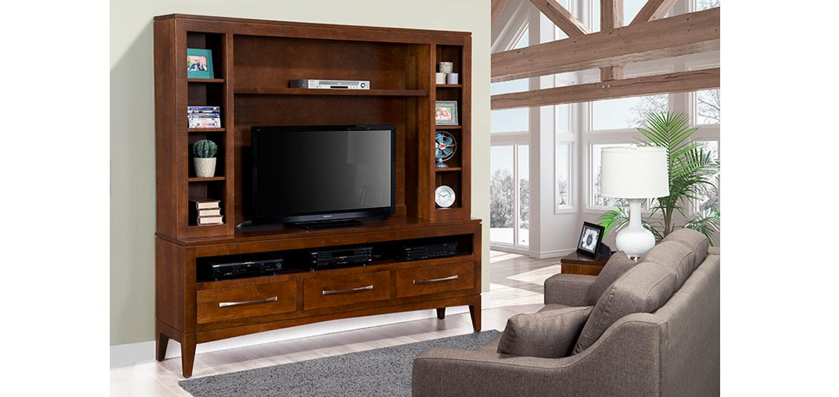 Catalina HDTV Unit with Hutch