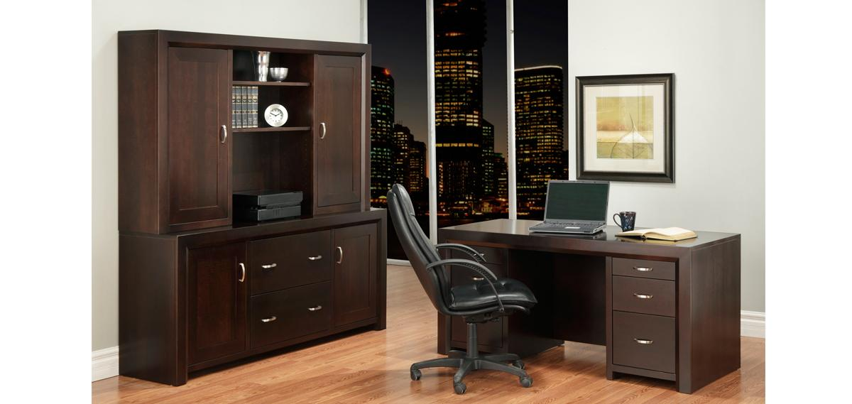 Contempo 32x72 Executive Desk