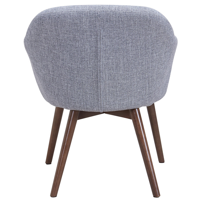 MINTO-ACCENT CHAIR-GREY BLEND