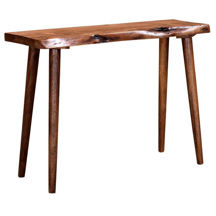 ARNAV-CONSOLE/DESK-WALNUT