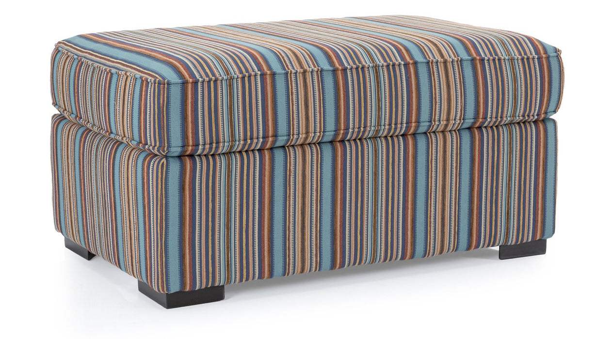 7760 Ottoman - Customizable