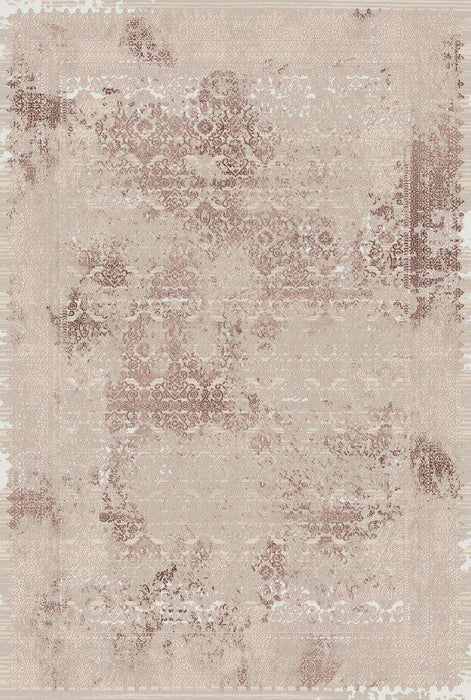 LAPAZ 8743B BEIGE/BROWN AREA RUG
