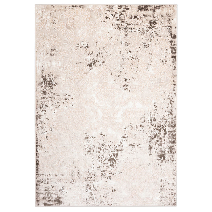 ATLANTA NP 133 BEIGE/VIZON AREA RUG