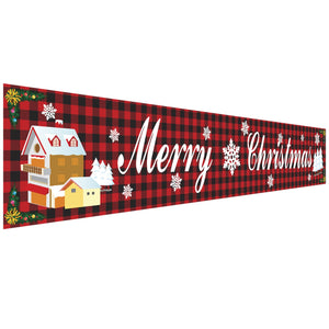 🎅Christmas Sale🎄Outdoor Banner Flag Pulling | Merry Christmas