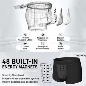 New UK Vince Lift™ Magnetic Therapy Pants--Best Gifts For Men