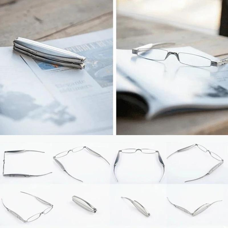 Fashionable Foldable Pocket Glasses